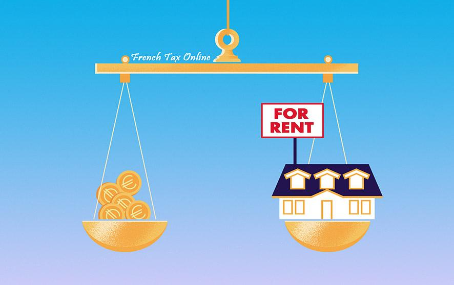 "Legislation for a ""Réel Simplifié"" in case of furnished rental"